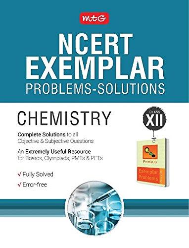 NCERT Exemplar Problems-Solutions Chemistry Class 12
