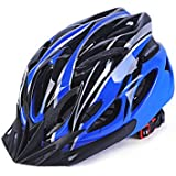 Universal Adult Bicycle Helmet,Ultralight Integrated Molding Breathable Cycling Helmet Protective Gear Hat for Man Woman