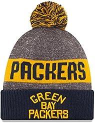 Packers de Green Bay 2016–17Acme classique THROWBACK sur champ Sport en tricot bonnet NFL New Era