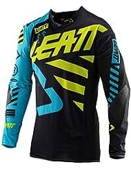 Qianliuk Hombres Jersey de Ciclismo de Secado rápido Jerseys de Motocross Respirable Ligero Manga Larga Ropa de Bicicleta Ropa de Bicicleta de montaña Camiseta de Ciclismo