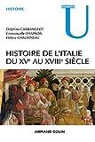 Image de Histoire de l'Italie du XVe au XVIIIe siècle
