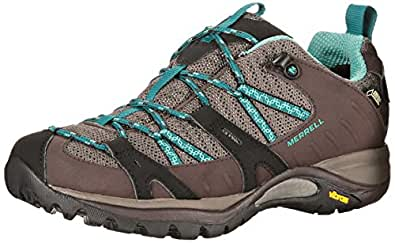 Merrell Women's Siren Sport Gtx Low Rise Hiking Shoes, Brown (Expresso/Mineral), 3.5 UK (36 EU)