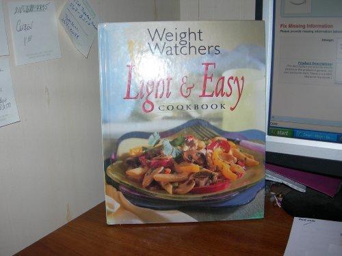 Weight Watchers Light & Easy Cookbook par Weight Watchers