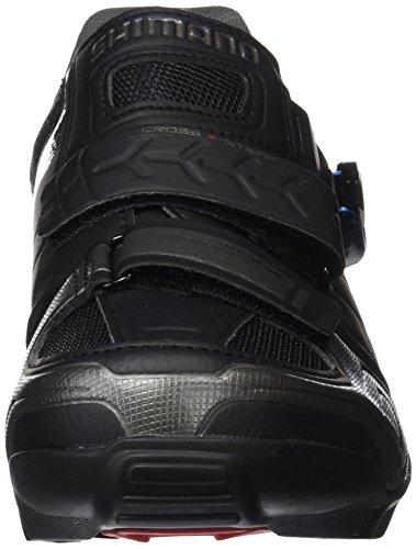 Shimano E-shm089l, Chaussures Premiers Pas Mixte Adulte Noir - Noir