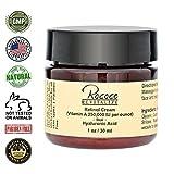 RococoLife Retinol Cream Vitamin A 250000 IU per ounce - 1oz