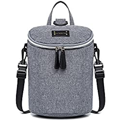 y-step bebé bolsa de pañales para pañales organizador bolsa cochecito de bebé cochecito Organizador calentador Cooler Bag