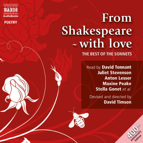 From Shakespeare - With Love (The Best of Sonnets)  Audiolibri