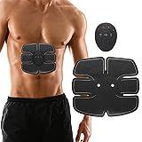 Anself Elektrischer Muskelstimulator Smart Fitness Bauchtrainer Gewichtsverlust Aufkleber