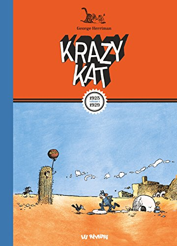 Krazy Kat - 1925-1929, volume 1 par George Herriman