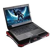 Lapdesks TH Dissipatore di calore per notebook con raffreddamento a rack 17 pollici Staffa ventola per computer raffreddamento base computer