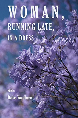 Woman, Running Late, in a Dress
