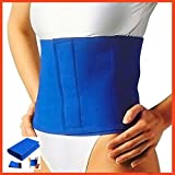 Sontana Figurformender Neopren Gurt - Einheitsgröße Für Die Meisten Größen Passend - Gegen Das Fett Um Die Taille/Bauch Zellulite Fett Verbrenner