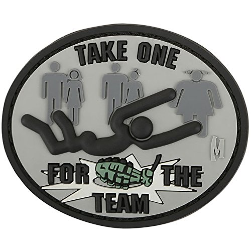 Maxpedition Take One for the Team (SWAT) Morale (Swat Team Abbigliamento)