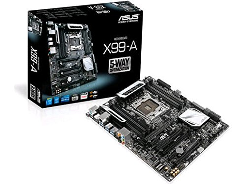 Build My PC, PC Builder, Asus X99-A