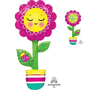 Amscan International Globo Color colour Anagram 3704201