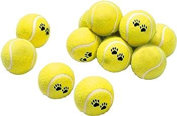 Karlie Tennisball 12-er Set, 30 : 15, 6 cm
