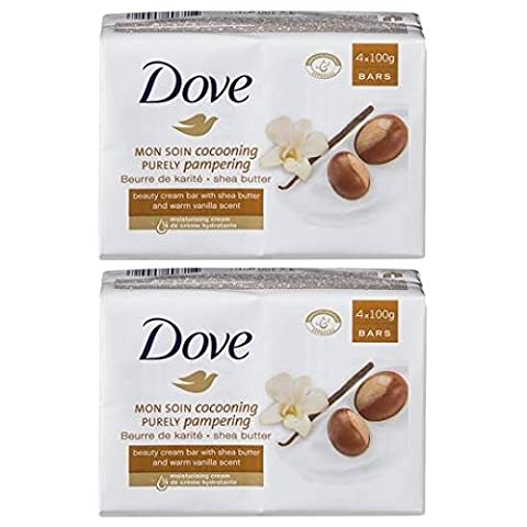 Dove Purely Pampering Shea Butter Beauty Bar 100g - Pack