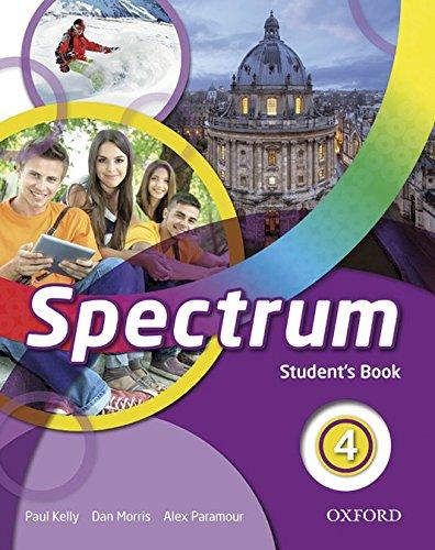 Spectrum 4 student's book