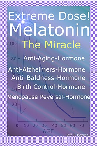 Melatonin The Miracle Anti-Aging Hormone Anti-Alzheimers Hormone Anti-