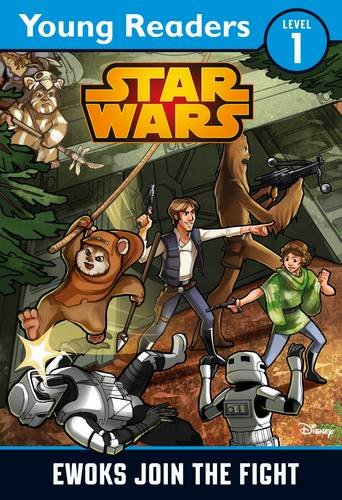 Star Wars Ewoks Join the Fight: Star Wars Young Readers