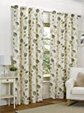 Best Leaf Curtains - Ready Made Green Leaf Design Modern Curtains Full Review