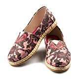 Camouflage Ballerinas Shoes TMH2205