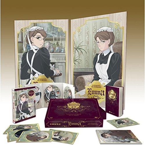 Emma: Un Romance Victoriano- Serie Completa [DVD]