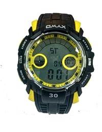 Omax Digital Dial Unisex Watch - DS125