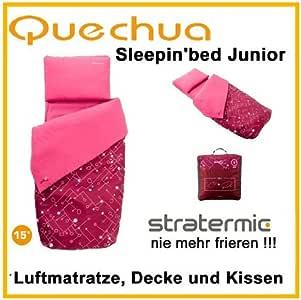 Kinder Schlafsack mit integrierter Luftmatratze: Amazon.de