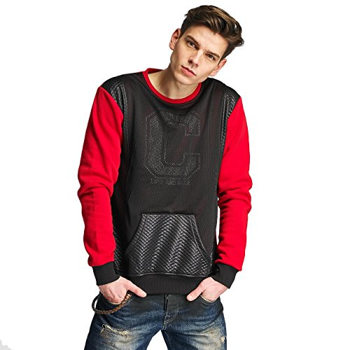 Cipo & Baxx Homme Hauts / Pullover Niam Rouge