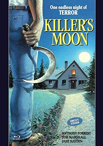 Killer's Moon [Blu-ray] [Limited Edition]