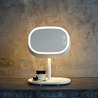 Eplze Creativo 2-in-1 Trucco Specchio Ricaricabile LED