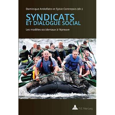 Syndicats et dialogue social: Les modèles occidentaux à l'épreuve