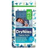 Huggies DryNites 4-7 ans Garçon - paquet de 10