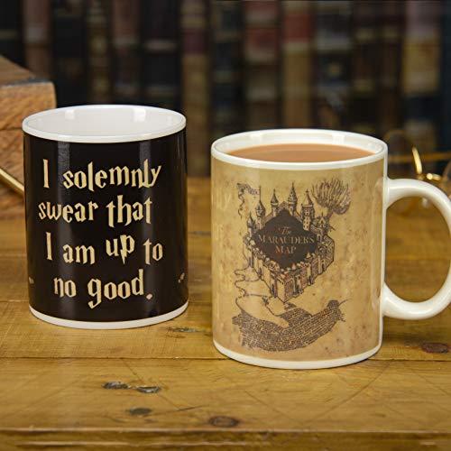 Paladone Kaffeebecher mit Aufschrift