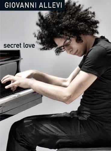 Giovanni Allevi. Secret Love. Spartito. Sheet music. Piano