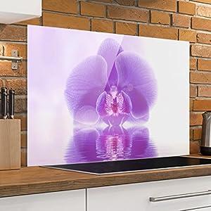 Spritzschutz Küche Orchidee günstig online kaufen | Dein Möbelhaus