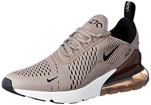 Nike Air Max 270, Chaussures de Gymnastique Homme, Beige (Sepia Stone Black Summit White 200), 42 EU