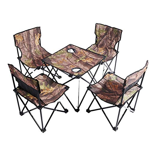 Lcxligang Leichter Campingstuhl mit Stativ, 5er-Pack, zusammenklappbarer, tragbarer Sitzhocker mit Stativ und Schultergurt, leichtes Rucksackgefühl