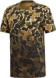 adidas Camouflage T-Shirt Herren, Multco, XS