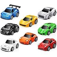 Preisvergleich für Black Temptation Kühle Zurückziehen Fahrzeuge Spielzeug LKW Mini Auto Spielzeug Für Kinder Legierung Spielzeugauto Modell-A24