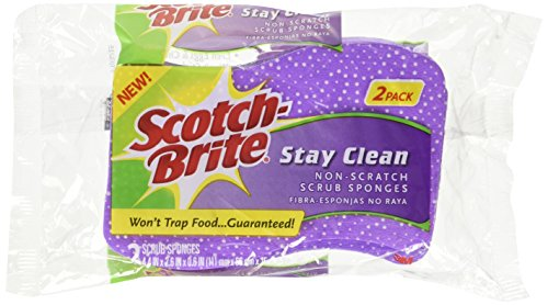 scotch-20202-12-brite-stay-clean-non-scratch-scrub-sponge-pack-of-2