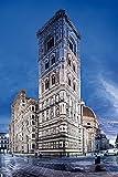 empireposter 737755 Dom Kathedrale Florenz Italien Sehenswürdigkeiten Poster Druck, Papier, Bunt, 91.5 x 61 x 0.14 cm