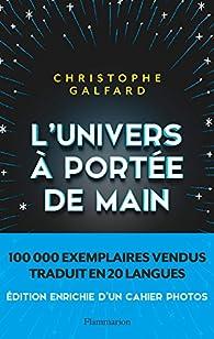 L'Univers à portée de main par Christophe Galfard
