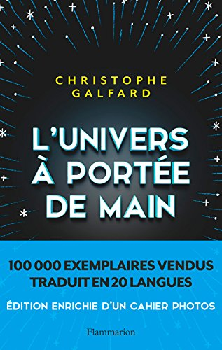L'Univers à portée de main (SCIENCE POPULAI) par Christophe Galfard