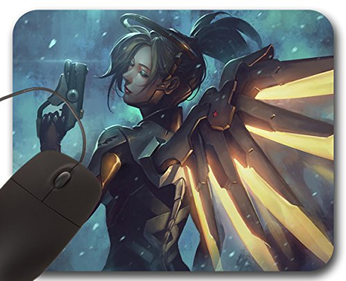 Mercy-B-Mauspad-Overwatch