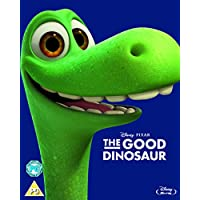The Good Dinosaur (Limited Edition Artwork Sleeve) [Blu-ray]