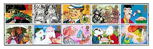 1993-greetings-gift-giving-stamps-for-postage-10-x-royal-mail-1st-class-stamps-featuring-peter-rabbi