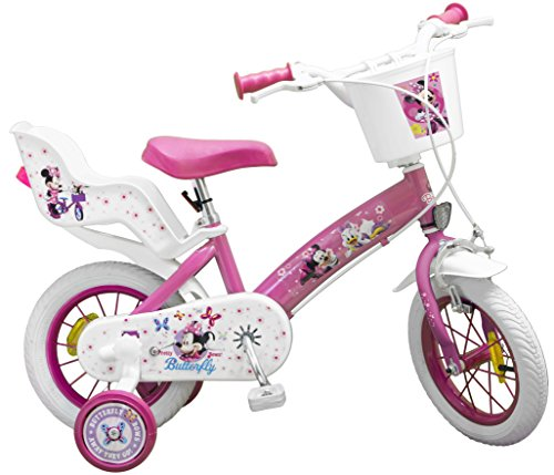 Toimsa 611 Bicicleta Mickey Club House 12' - Niña