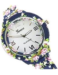 Divine Floral Designer Watch For Women